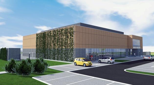 Budowa Aquaparku na Brochowie